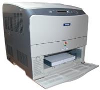 Epson Aculaser c1100 pojemnik na papier